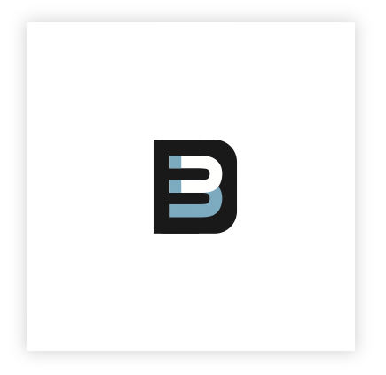 Bunting Magnetics corporate identity logo design concept